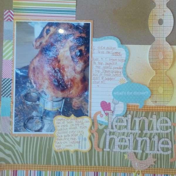 Leinie Heinie Chicken