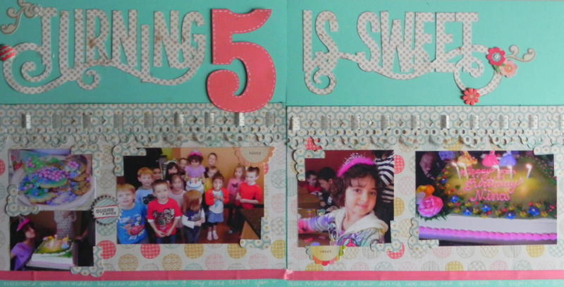 Turning 5 Is Sweet