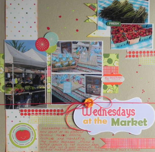 Wednesdays at the Market