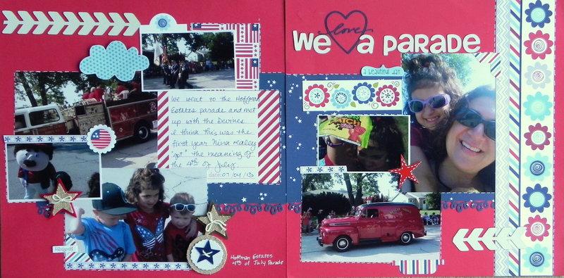 We Love A Parade