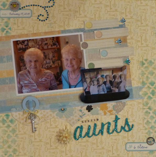 little aunts