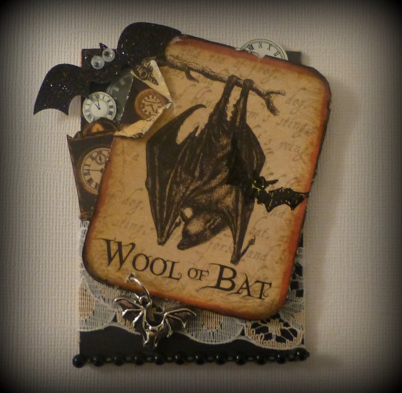 Bats ATC (scraps of Darkness)