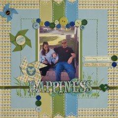Happiness, Mom, Talan & Dad