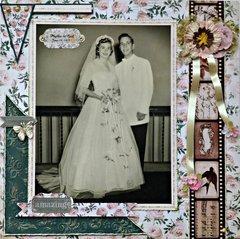 Phyllis & Carl 1951