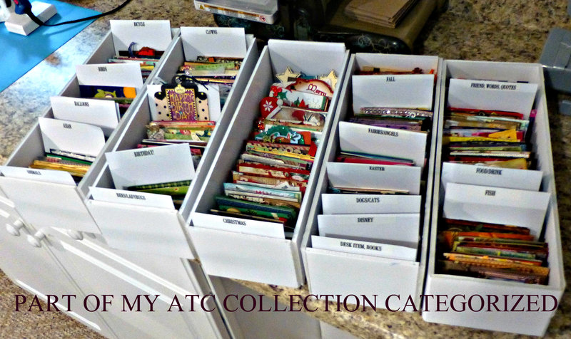 Part of MY ATC Collection System