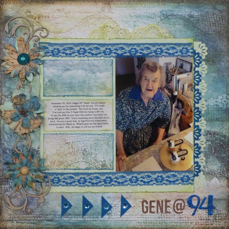 Gene @ 94