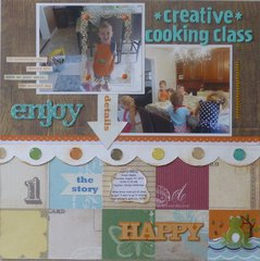 Creative Cooking Class