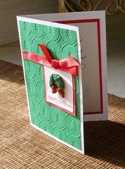 Merry Christmas -Card