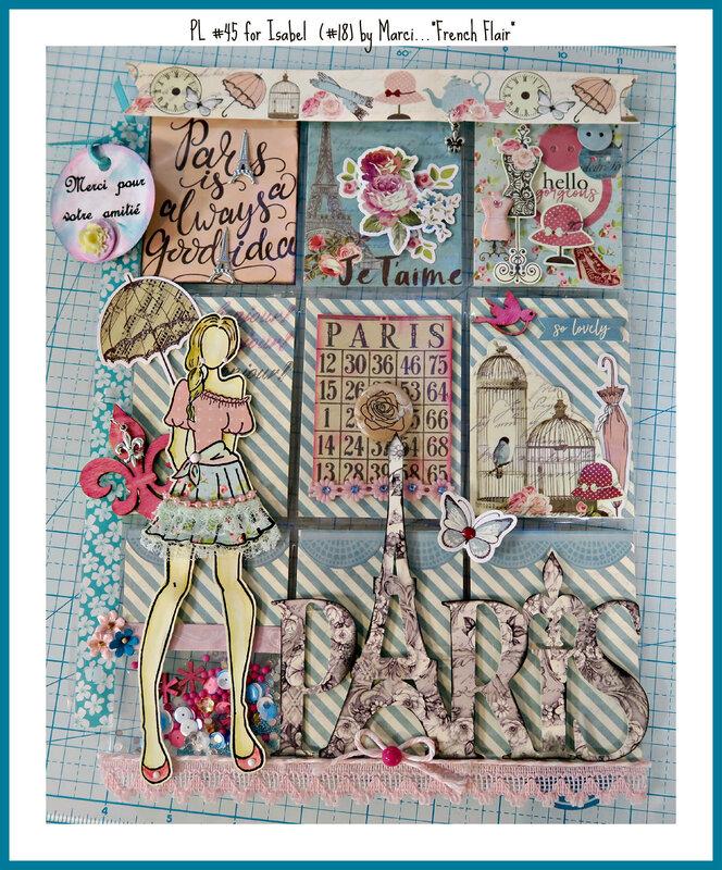 Pocketletter (#45) French Flair