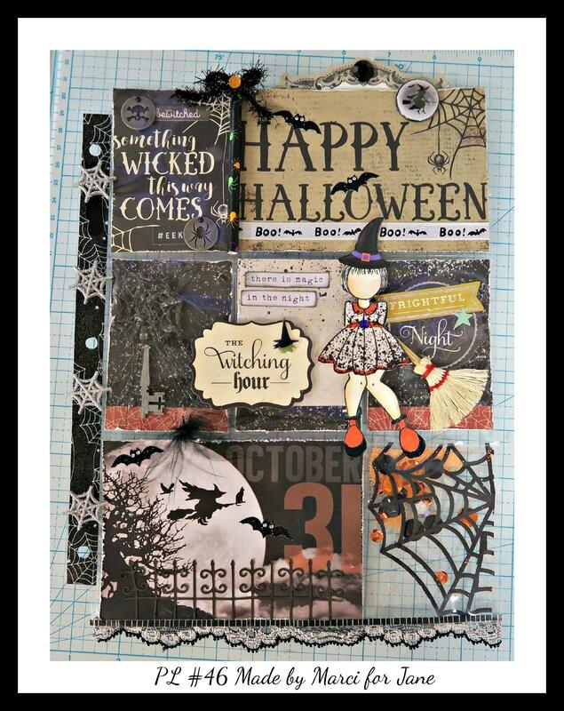 Halloween Pocketletter (#46)