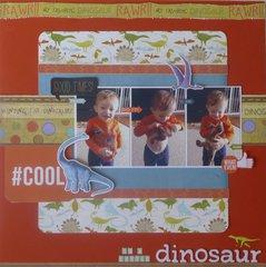 I'm a little dinosaur