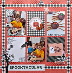 Spooktacular #1 of 2