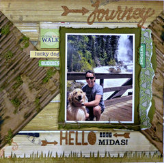 Hello-> Meet Midas!