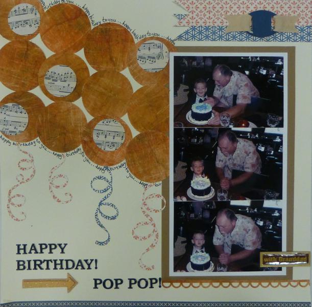 Happy Birthday Pop Pop!