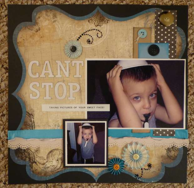 Can't Stop.........