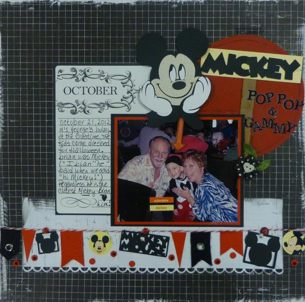 Mickey, Pop Pop and Gammy