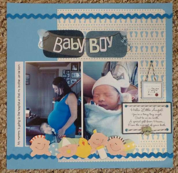 Baby Boy!!!!!.......... (born today!)