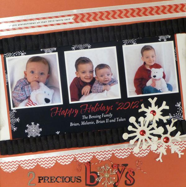 2 precious boys
