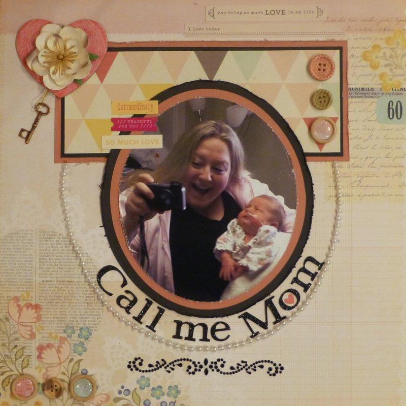 call me mom