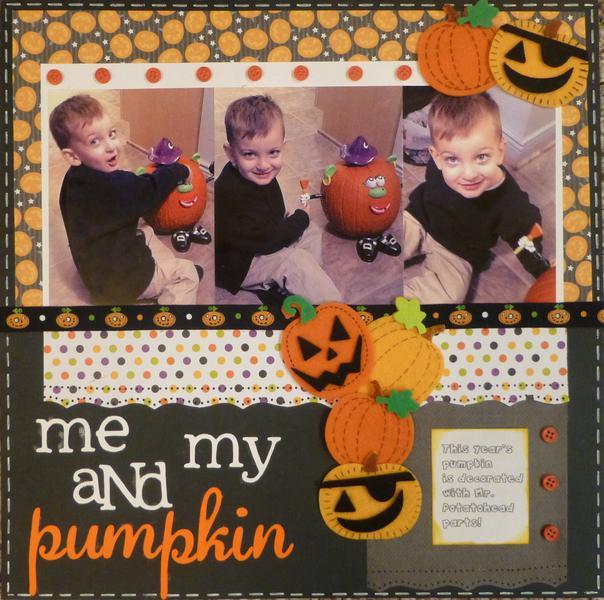 Me & My Pumpkin