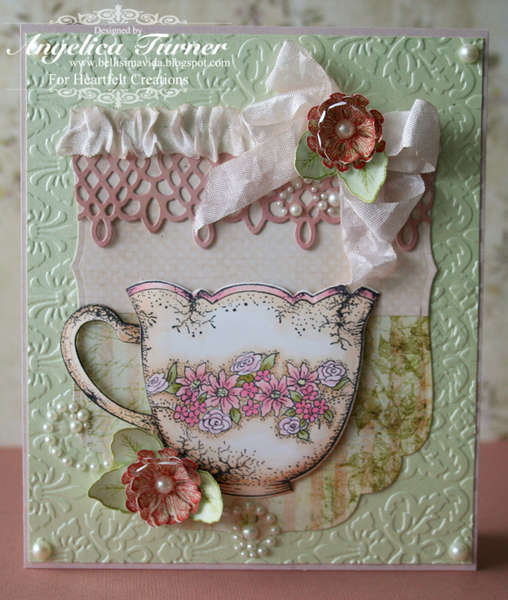Elegant China {Heartfelt Creations}