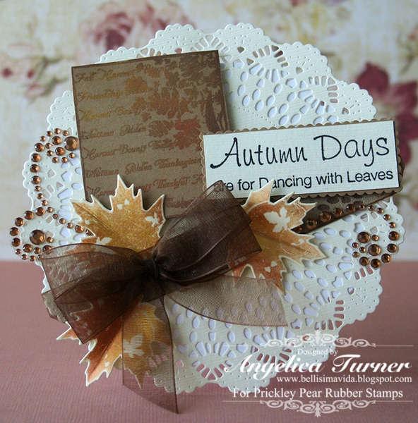 Autumn Days {PPRS}