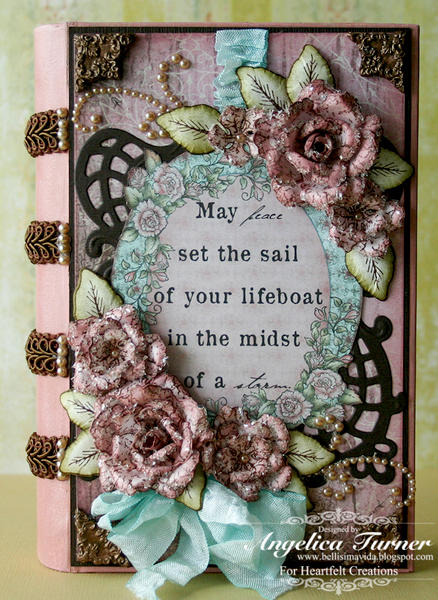 Decorative Box {Heartfelt Creations}