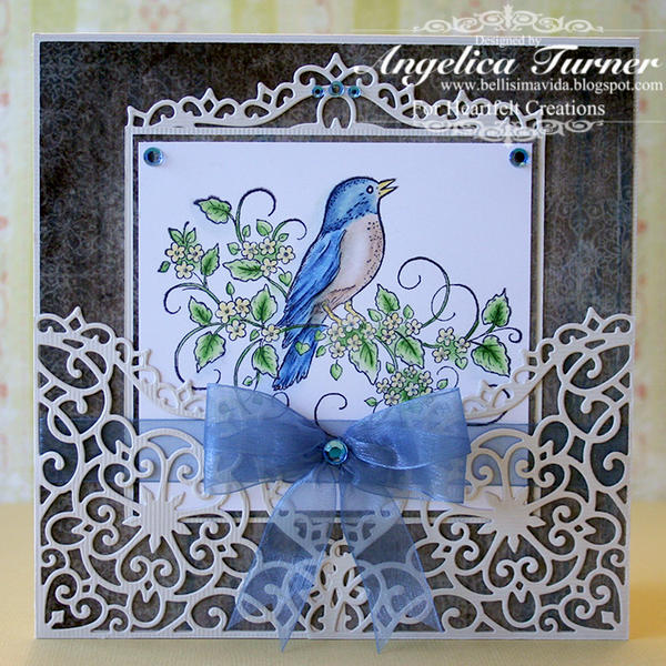 Songbird {Heartfelt Creations}