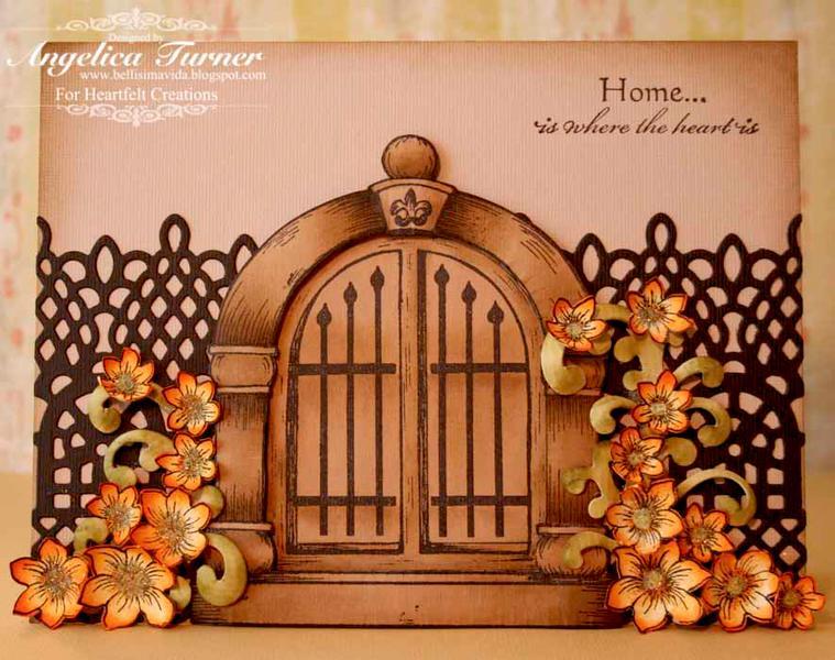 Home {Heartfelt Creations}