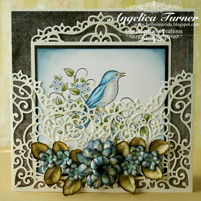 Songbird {Heartfelt Creations}