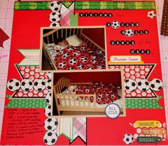 Visions of Soccer Balls