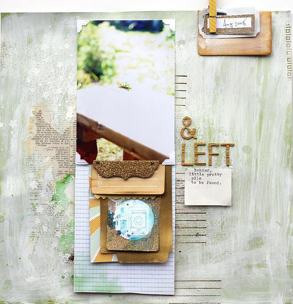 & left *March Cocoa Daisy kit*