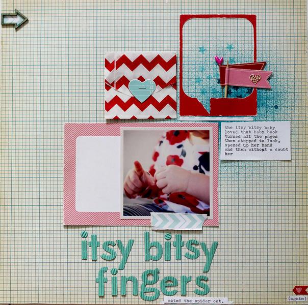 itsy bitsy fingers