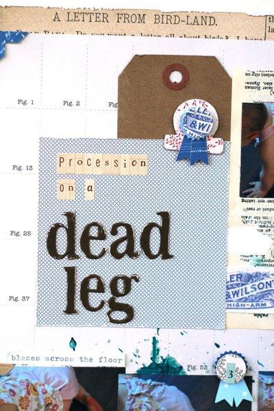 procession on a dead leg * + process video*