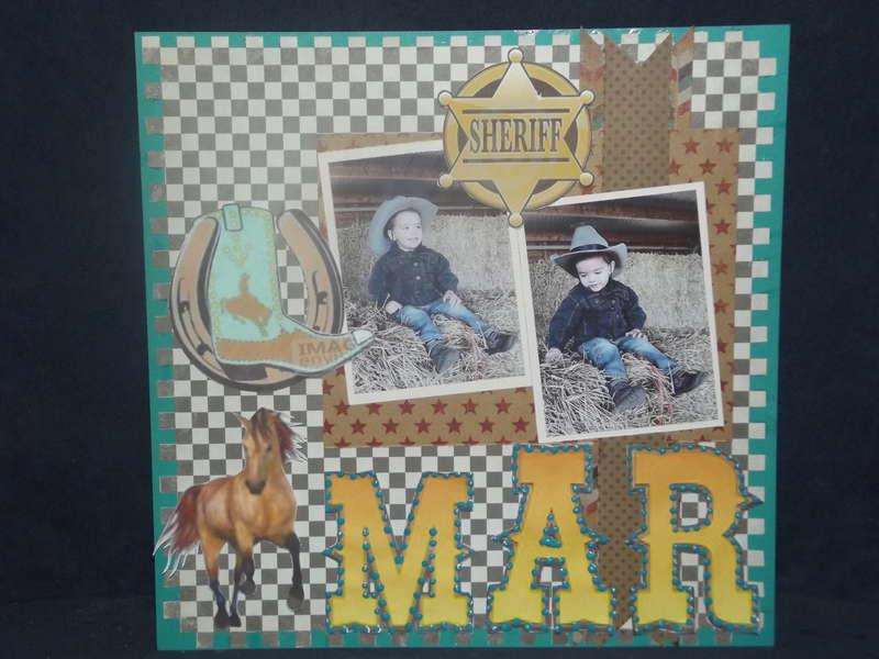 """Marlee """"""""Cowboy"""""""""""