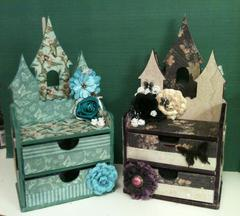 Jewellry Boxes - Front