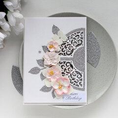 Happy Birthday Shaker Card