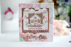 Cozy Home Card - Amazing Paper Grace