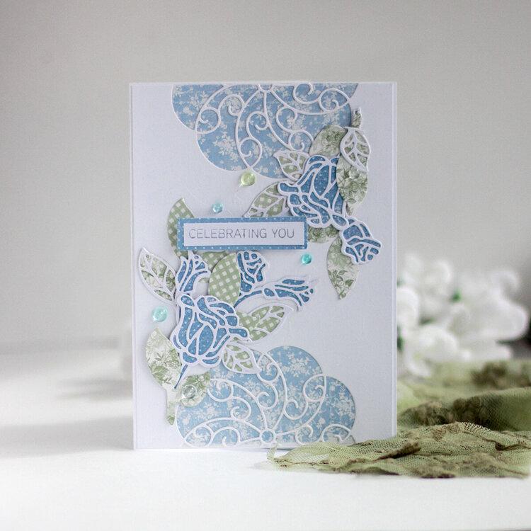Sweet Rondure Card - Amazing Paper Grace