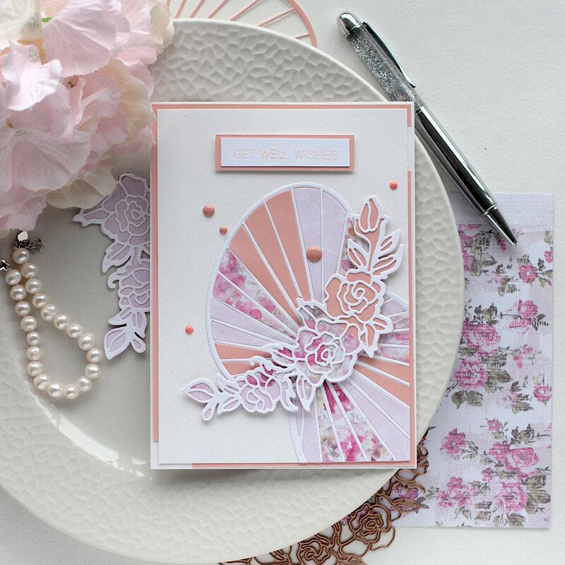 Radiant Oval - Amazing Paper Grace