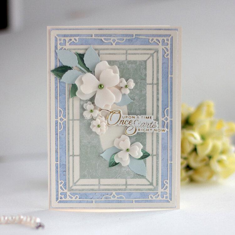 Wistful Window Card - Amazing Paper Grace