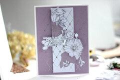 Diamonetta Background Card - Amazing Paper Grace