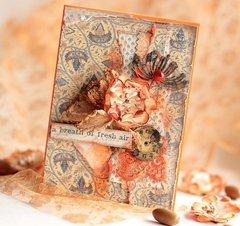 Fall Card **Maja Design**