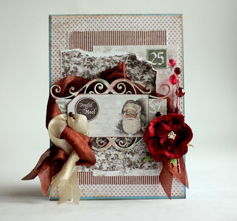 Christmas  in July **Maja Design**
