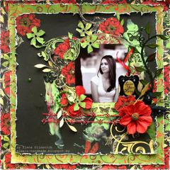 Darina **Scraps of Darkness** Karma kit
