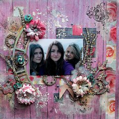 Together **2Crafty Chipboard**