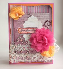 Bright Palette Card **Manor House Creations**