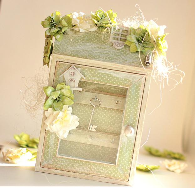 Key Box **Maja Design** and Manor House Creations