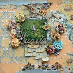My Sunshine  **2Crafty Chipboard**