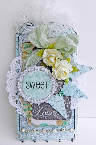 Sweet Love Tag **13 Arts**